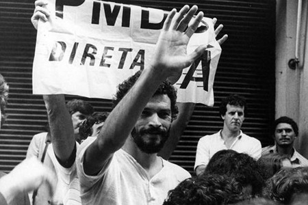 HISTÓRIA  DE  UMA  DEMOCRACIA
