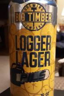 Big Timber Logger Lager