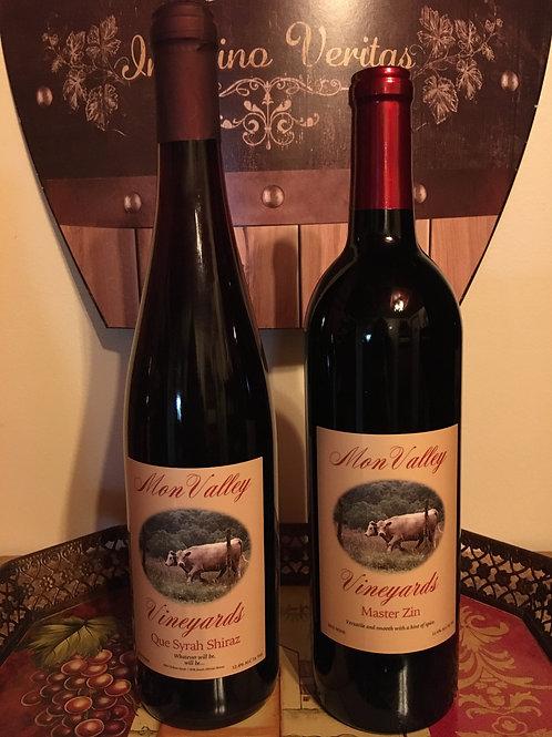 MonValley Vineyards - Dry Wine Package