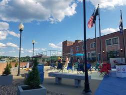 Veteran's Square, Fairmont, West Virginia