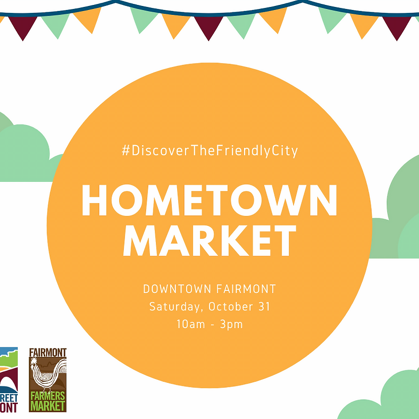 Hometown Market - October 31