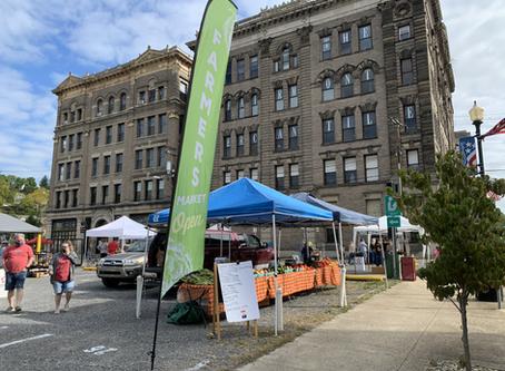 NEWS - Main Street Fairmont Plans Its Second Hometown Market