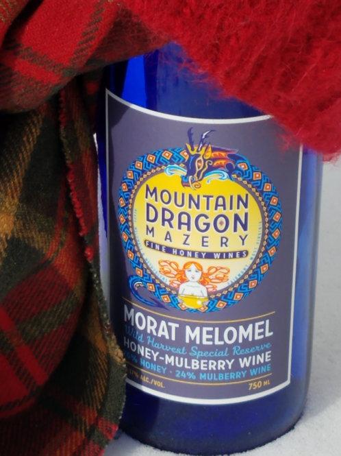 Mountain Dragon Mazery - Morat Mulberry Melomel