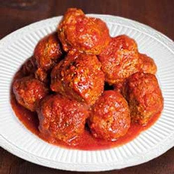 Homemade Italian Meatballs (Highland Avenue United Methodist Church)