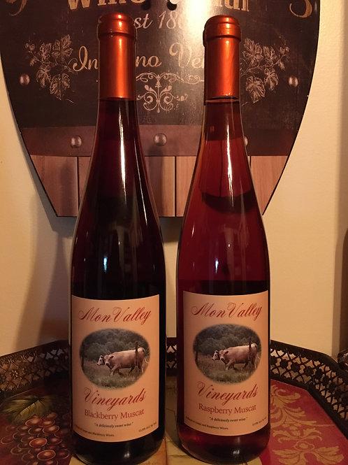 MonValley Vineyards - Semi-Sweet Package