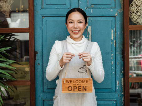 """Announcing The """"At Your Side"""" Small Business Grant Program"""