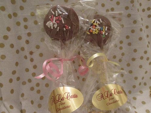 A LA Carte Fine Chocolates - Oreos Dipped in Chocolate