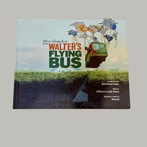 Walter's Flying Bus - Hardcopy book