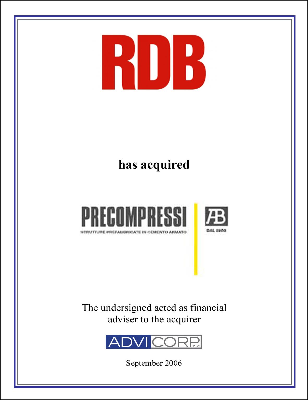 RDB September 2006