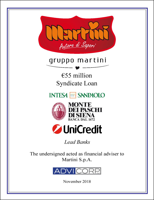 Martini November 2018