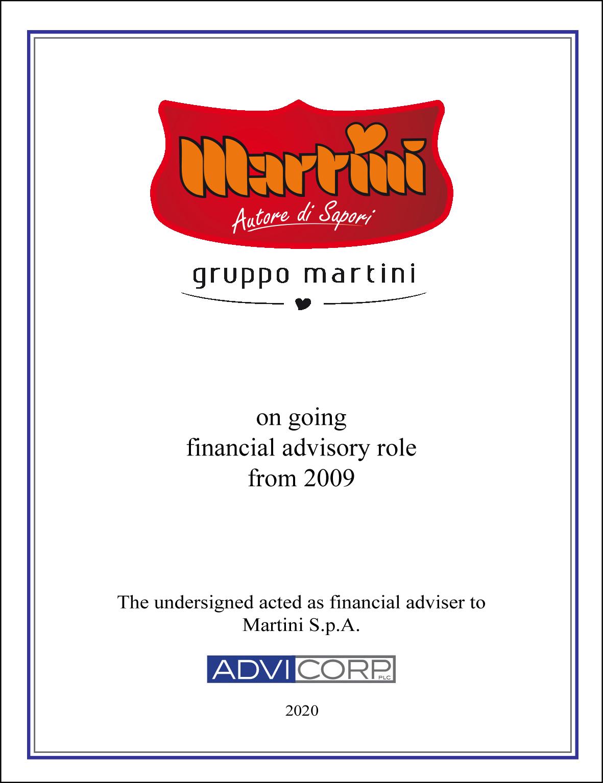 Martini 2020