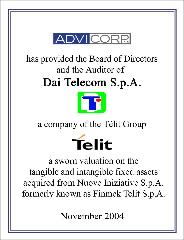 DaiTelecom 2004