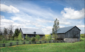 Bixley Barn, Mulmur Township, Dufferin Country, Ontario