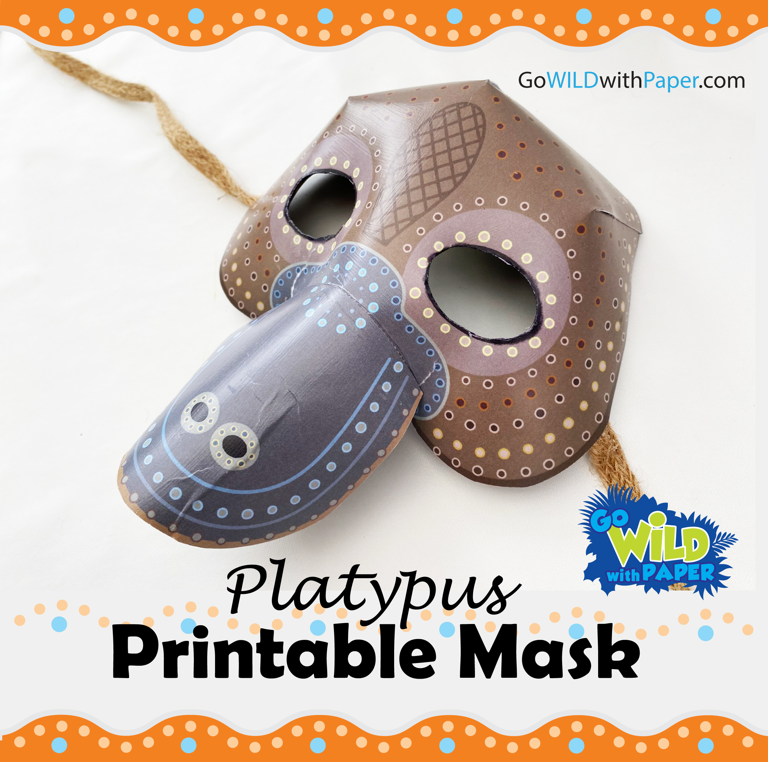 Platypus Mask