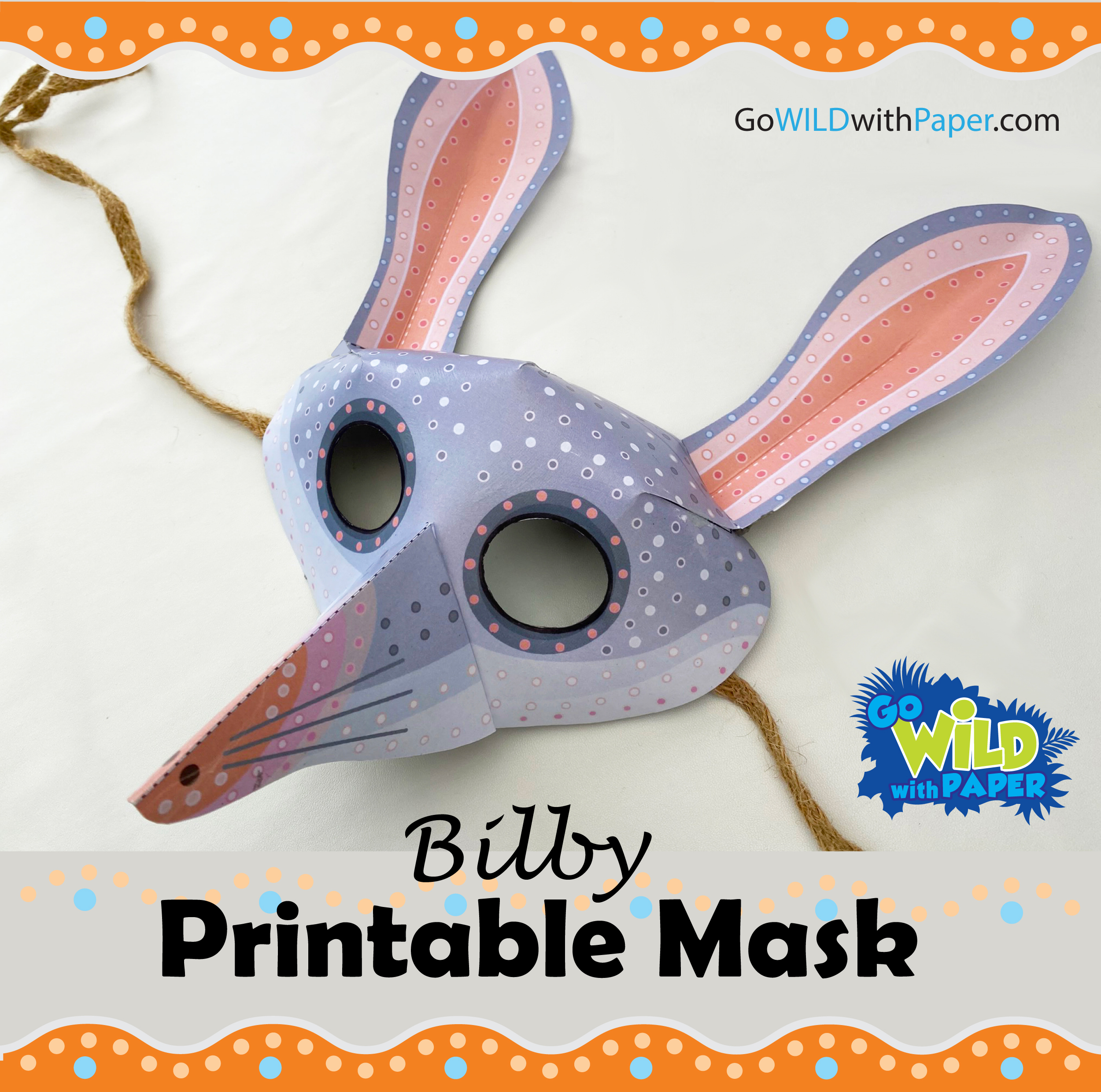 Bilby Mask