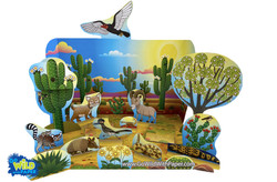 Desert Diorama Project