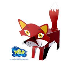 Fox Paper Model