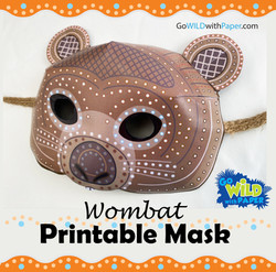 Wombat Mask