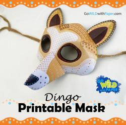 Dingo Mask