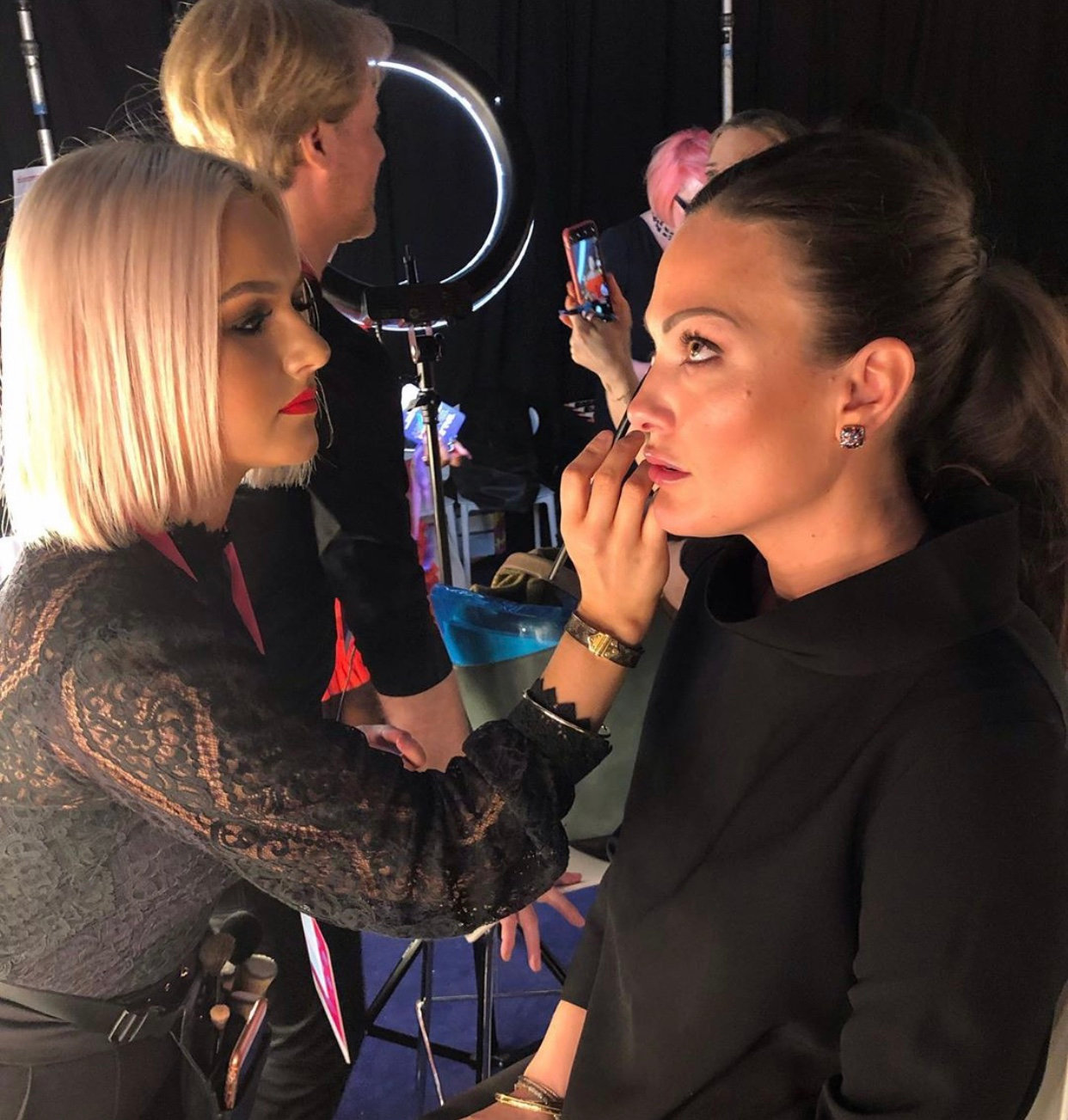 1-on-1 Makeup Lesson (Professional)