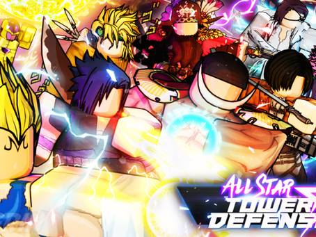 All Star Tower Defense Codes - June 2021