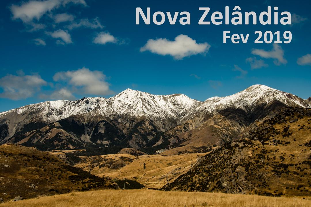 Nova Zelândia - Natureza