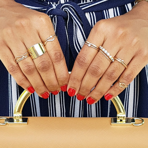 How to: RING STACKING