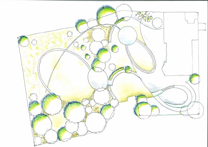Graduation project, London College of Garden Design