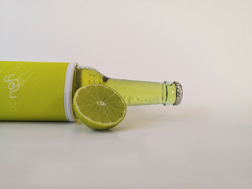 Flaschenkühler Lime 0,3l