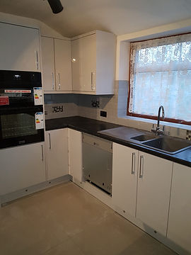 Kitchen in Luton
