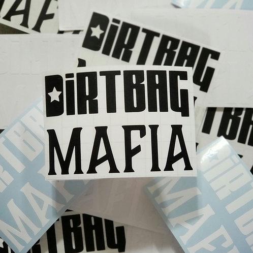 Dirtbag Mafia Stickers