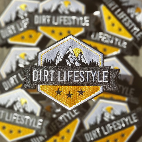 Dirt Lifestyle Patch