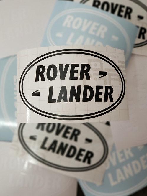 Rover Lander