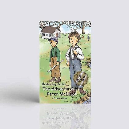 Adventures of Peter McDugal Children's Book