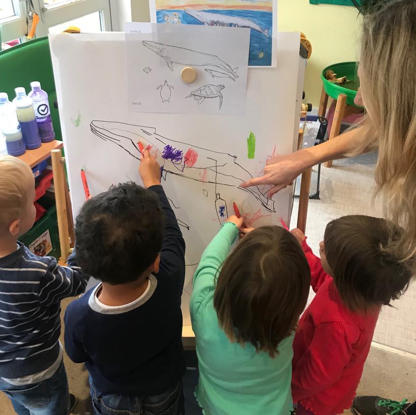 Nursery workshop 1 - 9.11.18