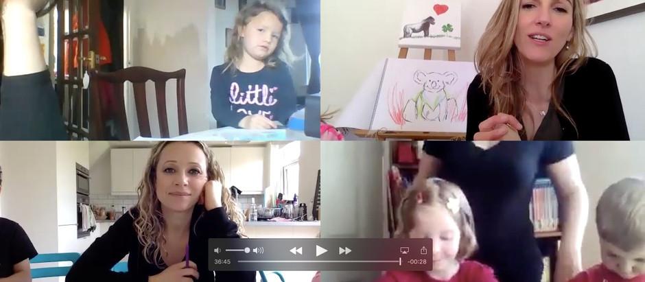Doodles Workshops Online