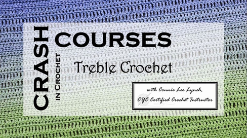 Crash Course in Treble Crochet