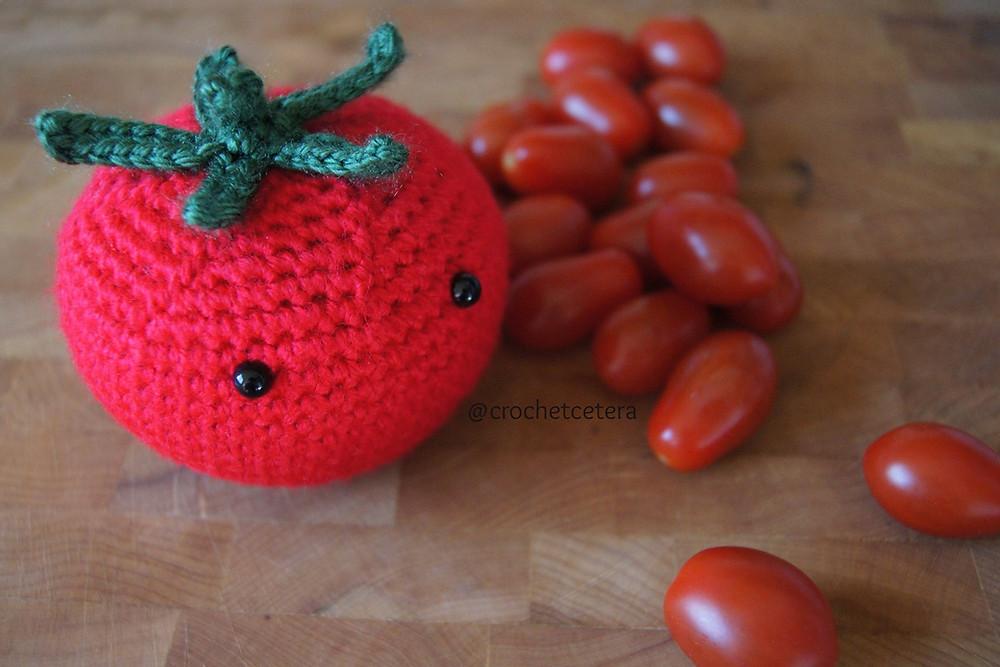 Amigurumi + Tomato = Ami'mater!