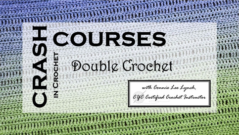Crash Course in Double Crochet