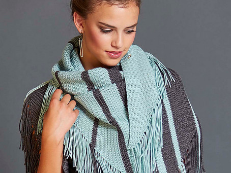 Parallel Celebrations Shawl