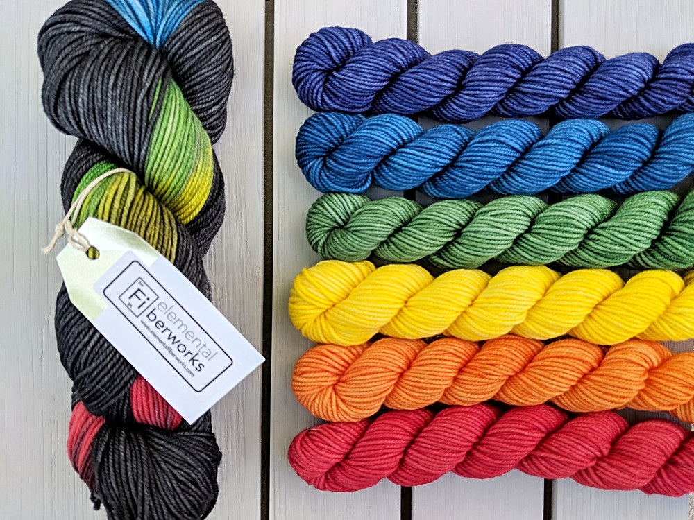 Ring Nebula and Bold Spectrum Minis from Elemental Fiberworks