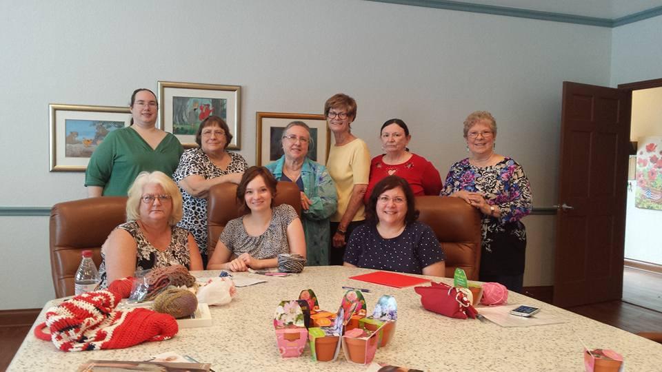 Central Texas Crochet Guild