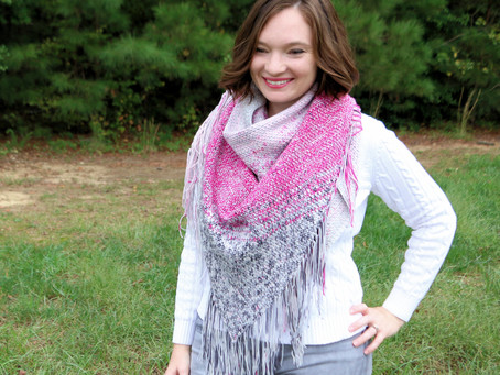 Sweet Carolina Shawl