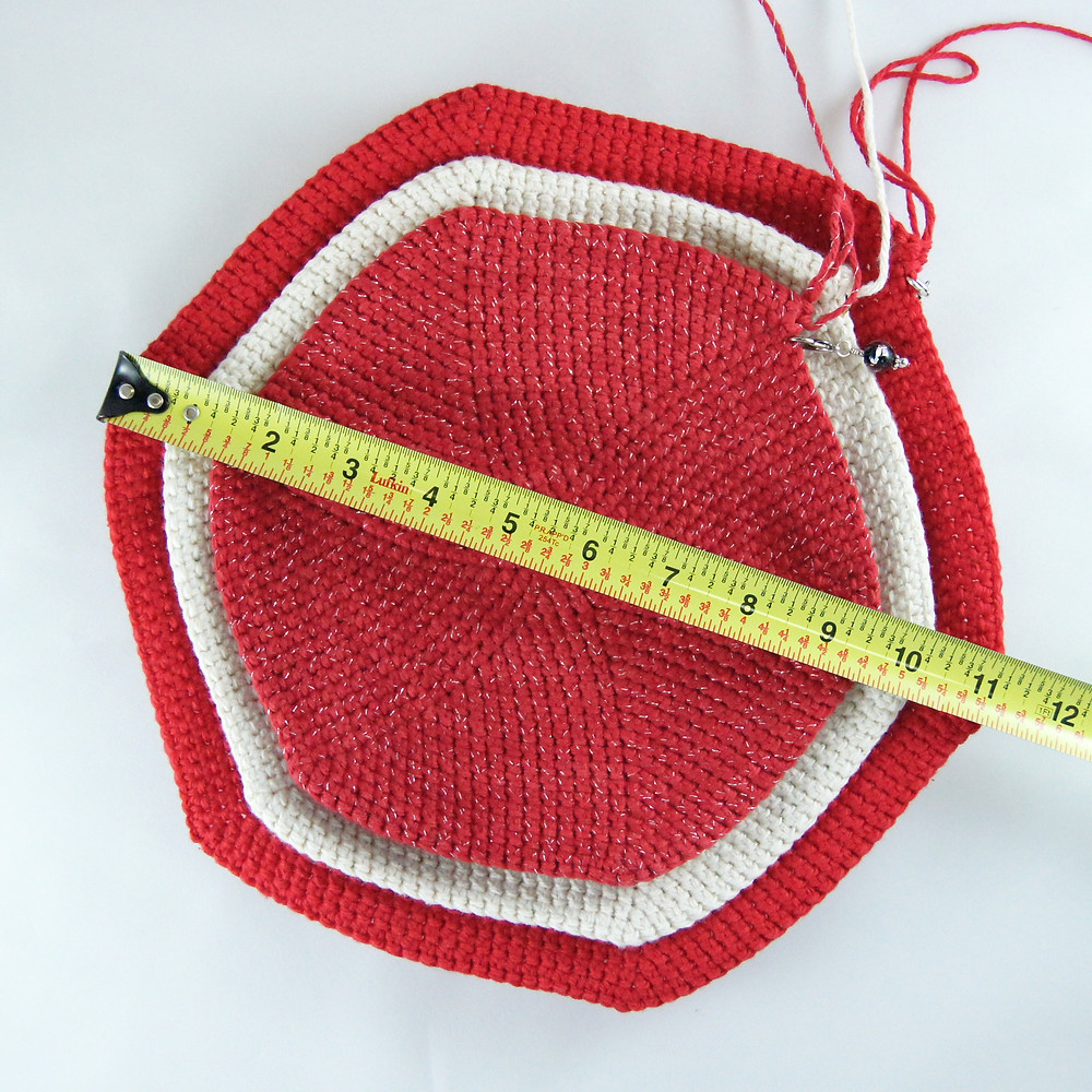 Round Bottom Market Bags, Sizes S, M, and L at Beginning of Round 29