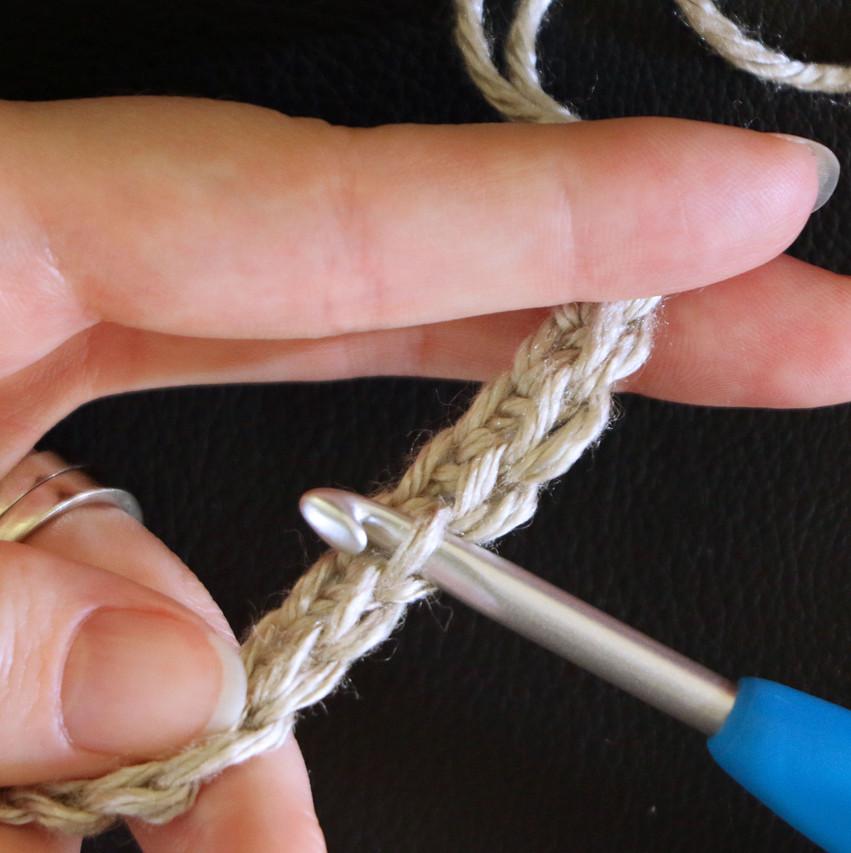 Figure 3: back loop only