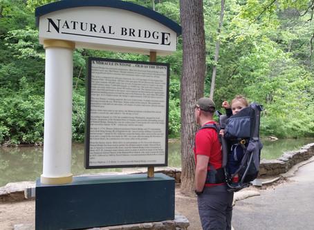 Natural Bridge Mini Vacation