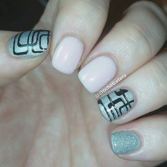 @chitchatnails inspired Nail Art