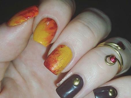 Autumn Colors for #clairestelle8oct