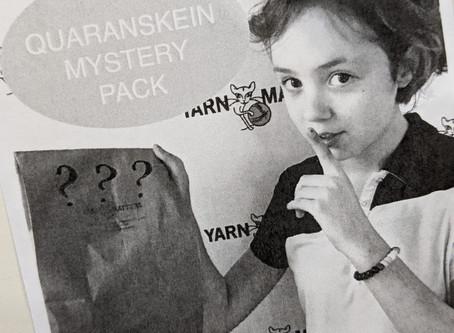 Quaranskein Mystery Game