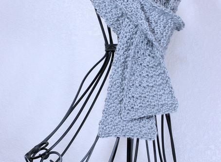 Simple Textures Scarf